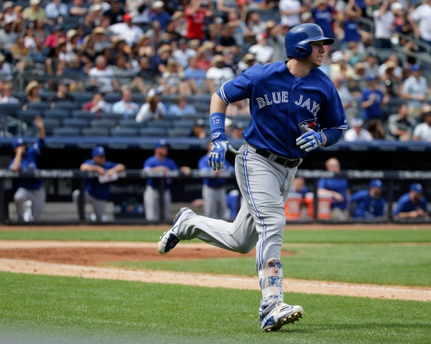Stroman suffers regression in sloppy Blue Jays loss
