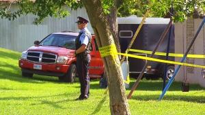 CTV Barrie: Child dies before Shelburne parade