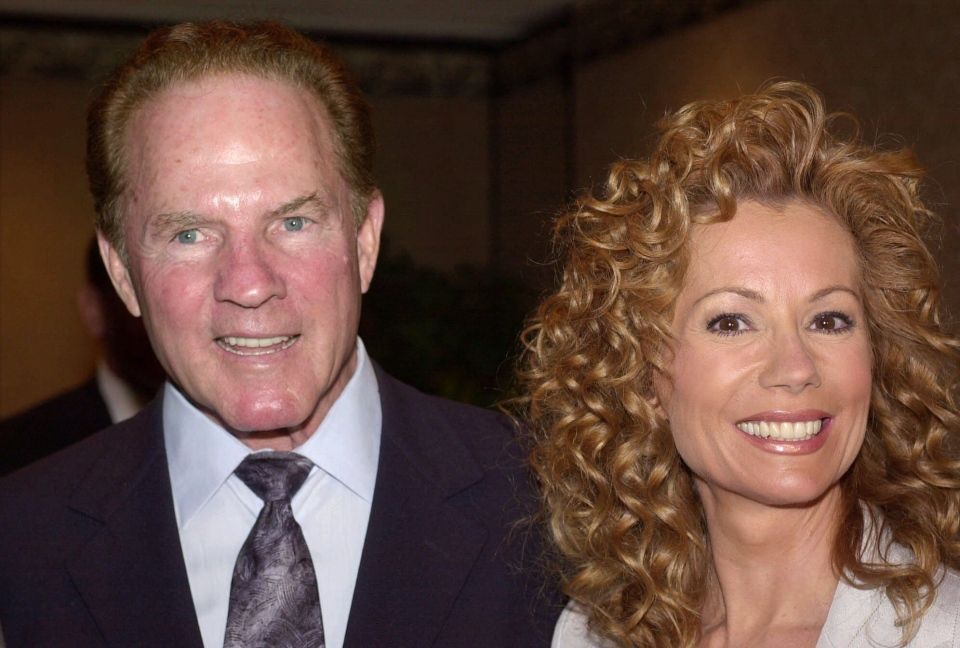Whether On Football Field In Broadcast Booth Frank Gifford Was All