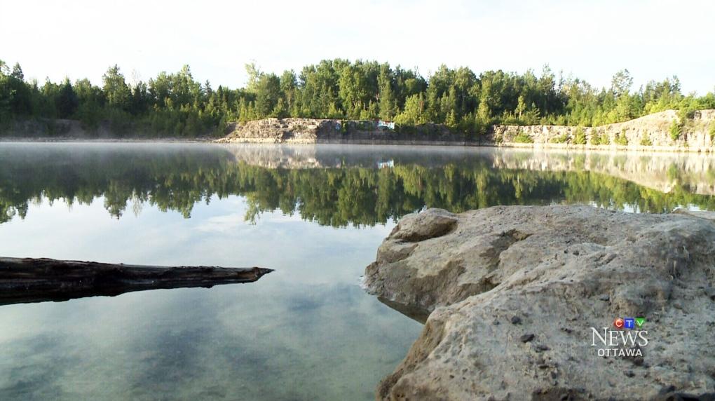 CTV Ottawa: Man drowns in quarry | CTV News