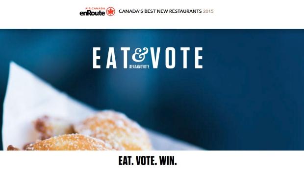 enRoute magazine contest