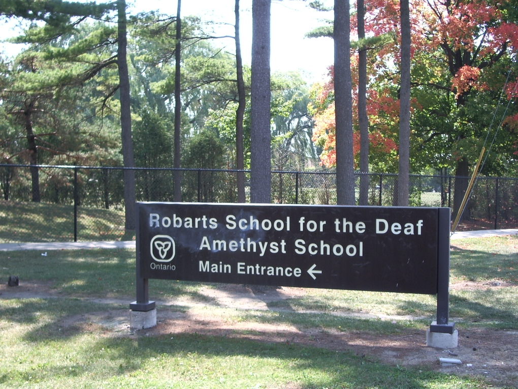 Robarts School for the Deaf