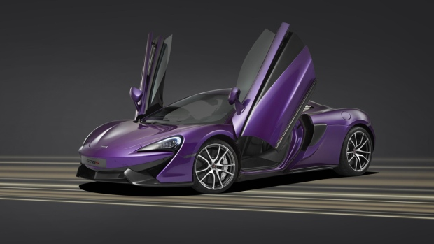 Bespoke supercars: McLaren to showcase personal touch at Pebble Beach