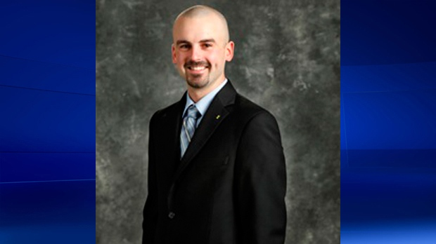 Woolwich Township Coun. Scott Hahn is shown in this photo from the township's website.