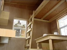"A look inside ""Homes for Less,"" the 64-square-foot housing project on Granville Island."