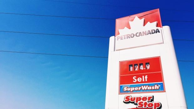 Pinch At The Pump Regina Gas Prices Soar Ctv Regina News