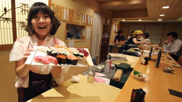 Mans World Of Sushi Chefs Highlights Near Mystical Obstacles For