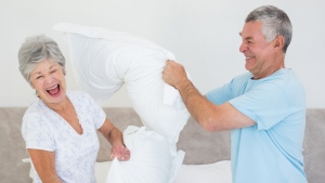 Sexual problems during menopause