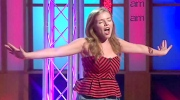AJ Bridel performs a piece from 'Kinky Boots'