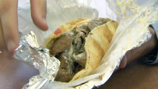 CTV Atlantic: Halifax holds first donair crawl