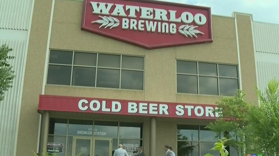 CTV Kitchener: Brick Brewery's new home