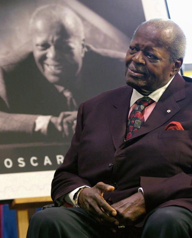 Oscar Peterson's Prized Possessions Being Auctioned For