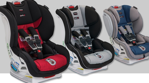 Britax Child Car Seats Recalled For Possible Flaw That Loosens