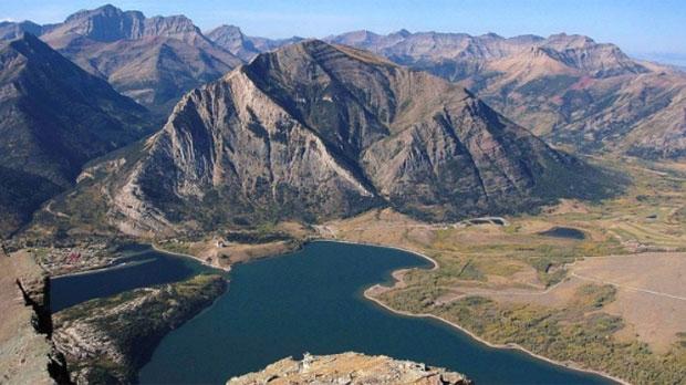 Waterton Lakes National Park. Courtesy: Parks Canada
