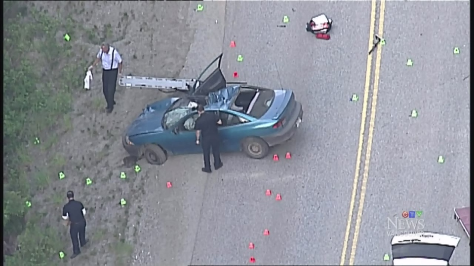 CTV Vancouver: Charges laid in crash that killed 2