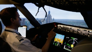 Transport Canada is preparing to change the way it evaluates pilots. (AP / LM Otero)