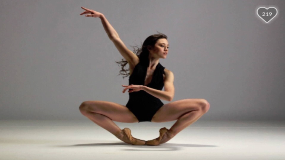 Lucila Munaretto came to Vancouver in 2012 when a scout from Coastal City Ballet offered her a scholarship. (Handout)