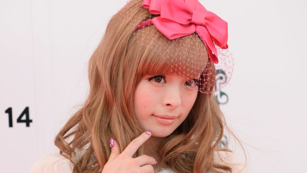 Japanese pop queen Kyary Pamyu Pamyu eyes global ...