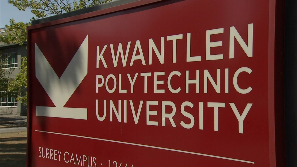 Kwantlen Polytechnic University is offering two classes focused on the budding medical marijuana industry this fall. Aug. 17, 2015. (CTV)