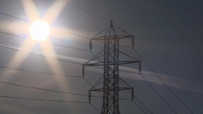 Grand Marais power restored