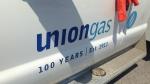 Union Gas Truck