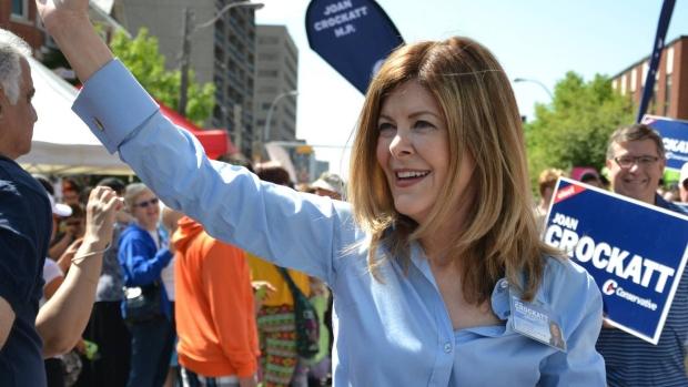 Conservative incumbent Joan Crockatt