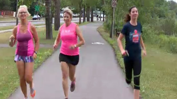 Triathlete Deanne Jabs inspires other women to take up the sport