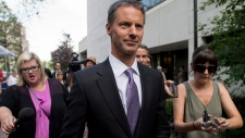 Nigel Wright leaves courthouse