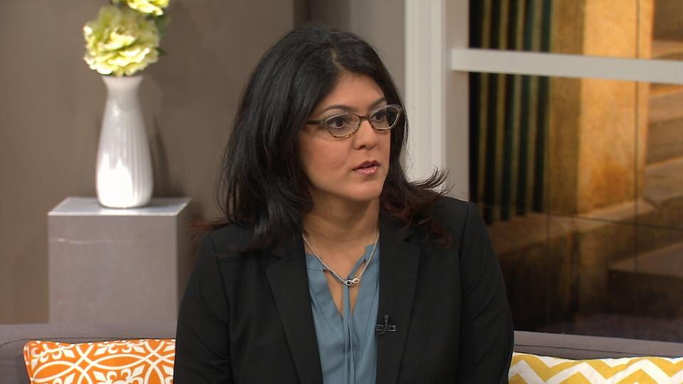 optometrist Dr. Radhika Chawla