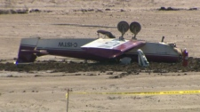 Walden plane crash