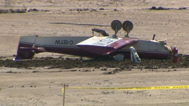 An overturned Zodiac CH 601 HD in Walden late Saturday morning. Police say the pilot reported engine troubles prior to the crash.
