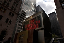 TSX closing numbers