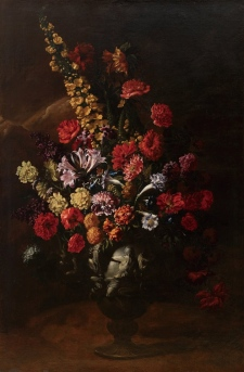 Paolo Porpora's 'Flowers'