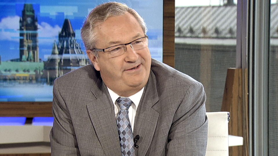 Chief Electoral Officer Marc Mayrand speaks with CTV's Power Play on Aug. 25, 2015.
