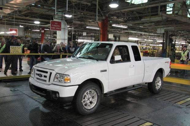ford considering bringing back ranger pickup bronco suv to north america ctv news autos. Black Bedroom Furniture Sets. Home Design Ideas