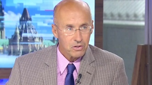 Former parliamentary budget officer Kevin Page appears on CTV's Power Play, Wednesday, Aug. 26, 2015.