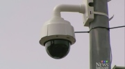 A security camera is seen in this undated file photo. (CTV Vancouver)
