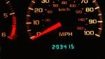 Odometer pictured on Jan. 28, 2006. (Mike Musielski / AP)