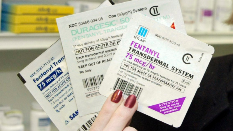A 36-year-old woman from North Bay has been charged with stealing fentanyl patches from the pharmacy where she worked as a technician. (File)