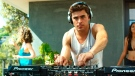 This photo provided by Warner Bros. Pictures shows, Zac Efron in a scene from Warner Bros. Pictures' and Studiocanal's romantic drama, 'We are Your Friends.' (Warner Bros. Entertainment via AP)
