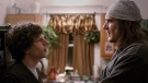 Jesse Eisenberg and Jason Segel are seen in scene from the film 'The End of the Tour.' (Modern Man Films)