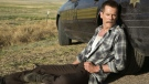 Kevin Bacon is seen from a scene in the film 'Cop Car.' (Audax Films)