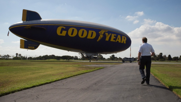 8886f0ea049 Goodyear retiring blimps, rolling out new, more manoeuvrable model ...