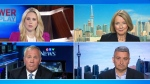 Power Play: Candidates trade jabs over budget