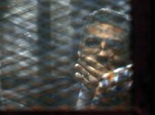 Canadian Al-Jazeera journalist Mohamed Fahmy