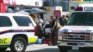 CTV Ottawa: Woman in wheelchair struck by bus