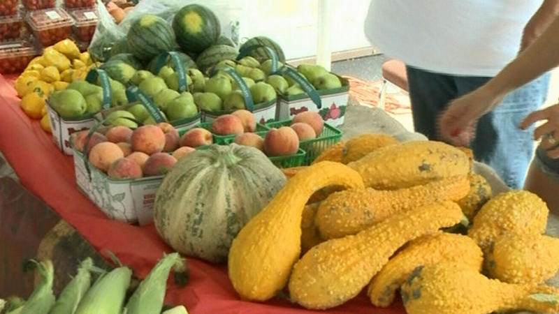 The number of visitors to Sudbury's farmers market almost doubled last year, despite the onset of the pandemic. (File)