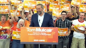 CTV National News: NDP attacked from both sides