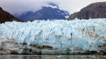 Margerie Glacier in Alaska's Glacier Bay National Park, on July 30, 2014. (Kathy Matheson / AP)