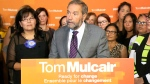 CTV News Channel: Mulcair on ending violence